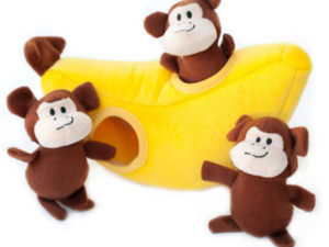 Monkey 'n Banana Zippy Burrow