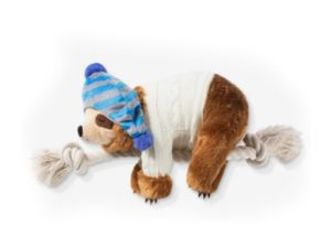 Fringe Sloth with sweater rope
